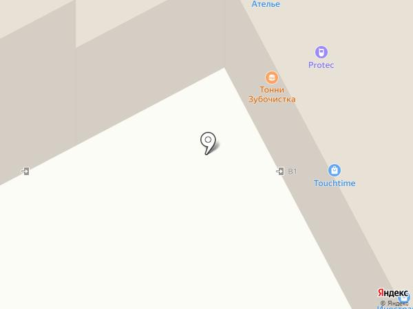 TeShop на карте Москвы