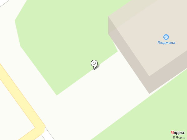Дионис на карте Щёкино