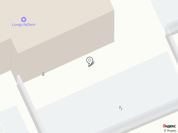 Московский шлифовальный инструмент на карте Москвы
