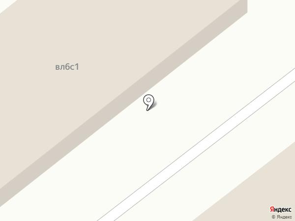 Левый берег на карте Москвы