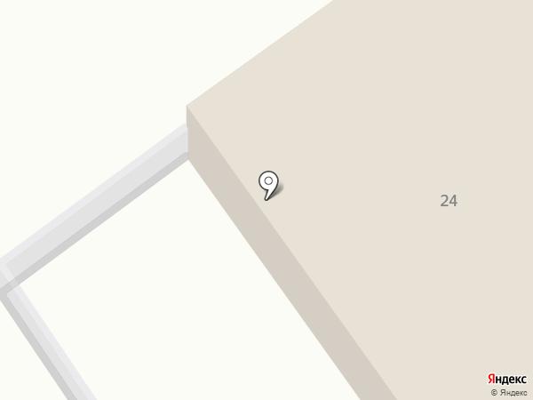 Шарм на карте Щёкино