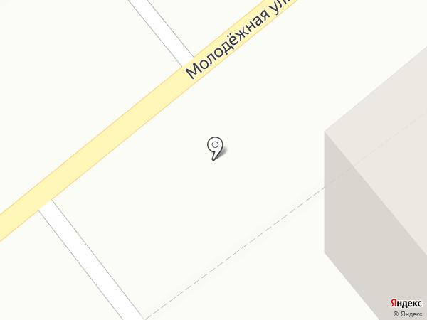 Нотариус Чеколаева Е.И. на карте Щёкино