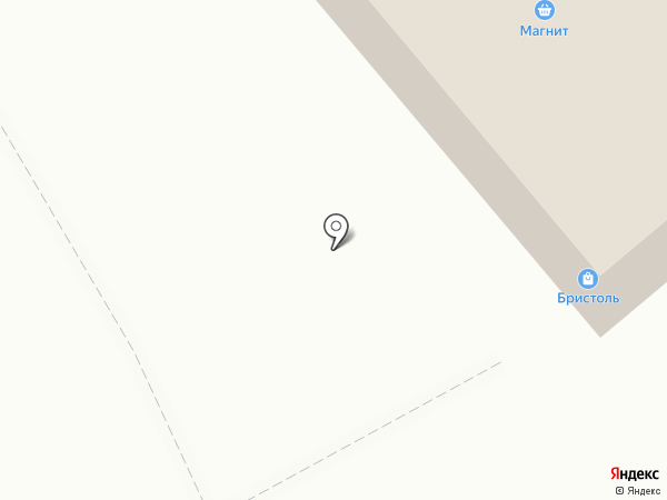 Бристоль на карте Щёкино