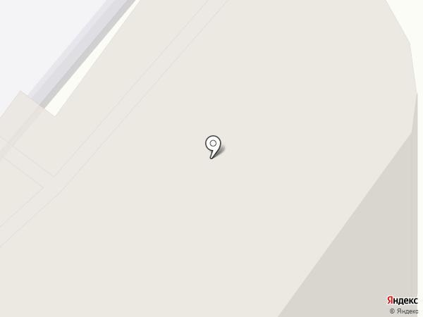Евродом на карте Москвы