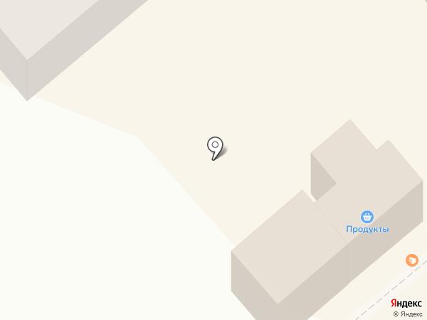 Бэккери на карте Щёкино