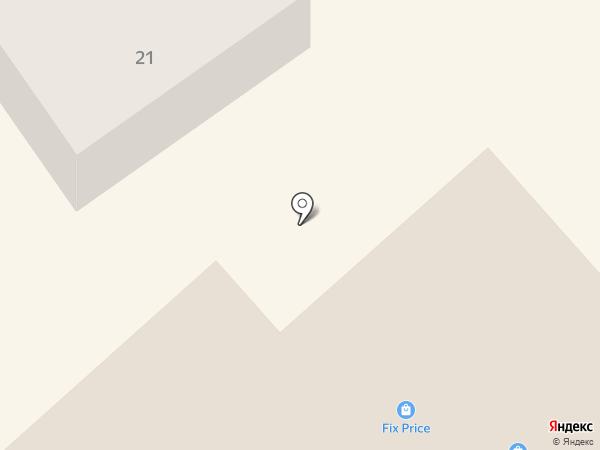 Клёвый на карте Щёкино