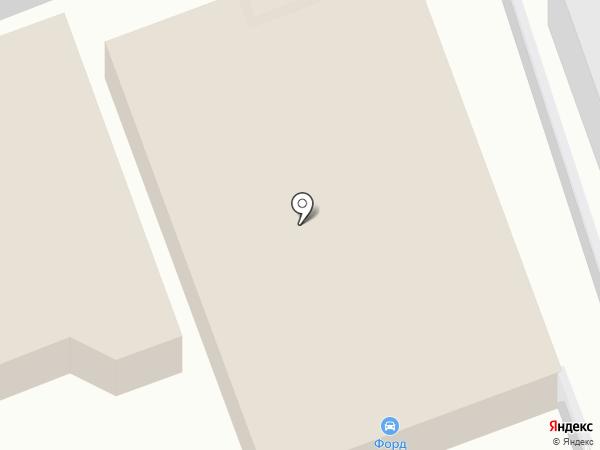 СТЭП на карте Долгопрудного