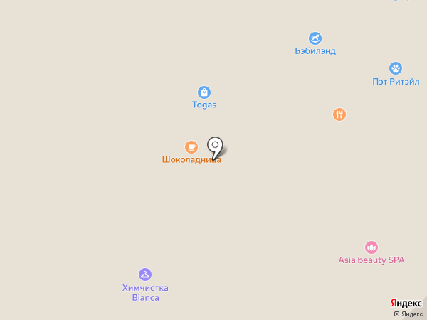 Оки Dоки на карте Москвы