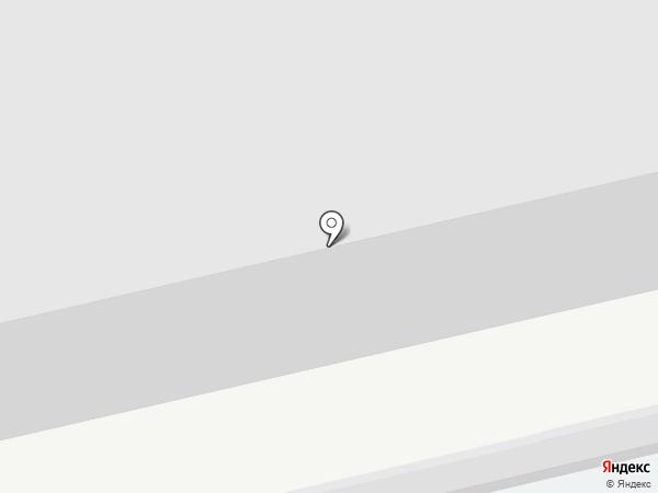 Автослог на карте Долгопрудного
