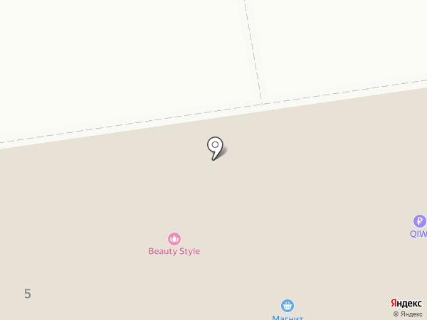 Магазин спортивной атрибутики на карте Долгопрудного