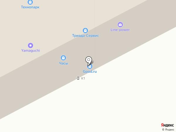 RBKservice на карте Москвы