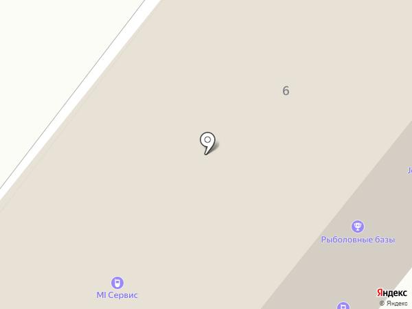 VeloGo на карте Москвы
