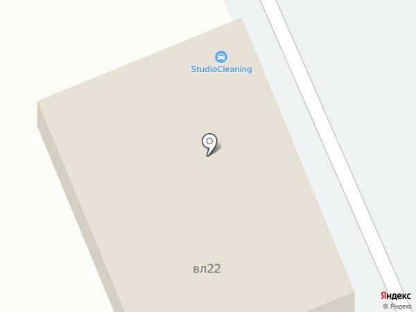 Hookah Place на карте Москвы