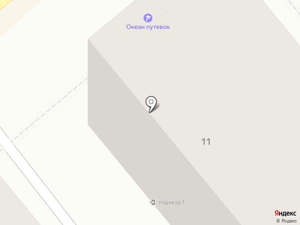 Хмельная бочка на карте Щёкино
