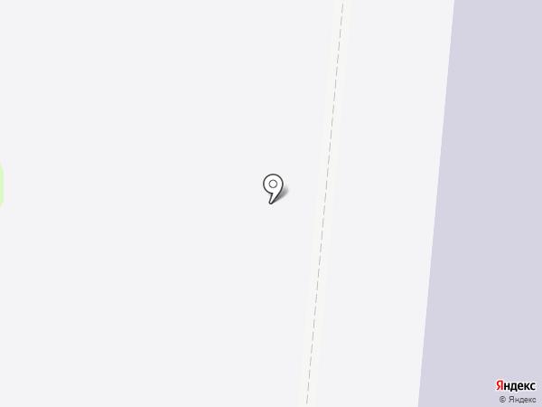 Лицей на карте Щёкино