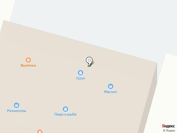 Автомойка на карте Некрасовского