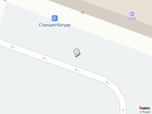 Продуктовый магазин на карте Некрасовского