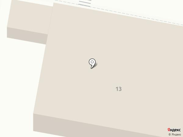 Магазин промтоваров на проспекте Улитина на карте Первомайского