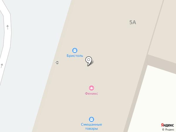 Qiwi на карте Некрасовского