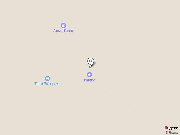 Арис-Кард СПБ на карте Москвы