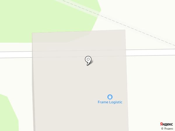 Лилия на карте Подольска
