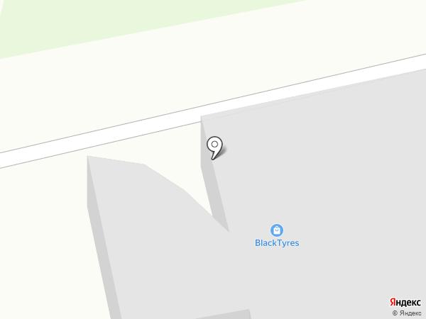 Вин-Моторс на карте Долгопрудного