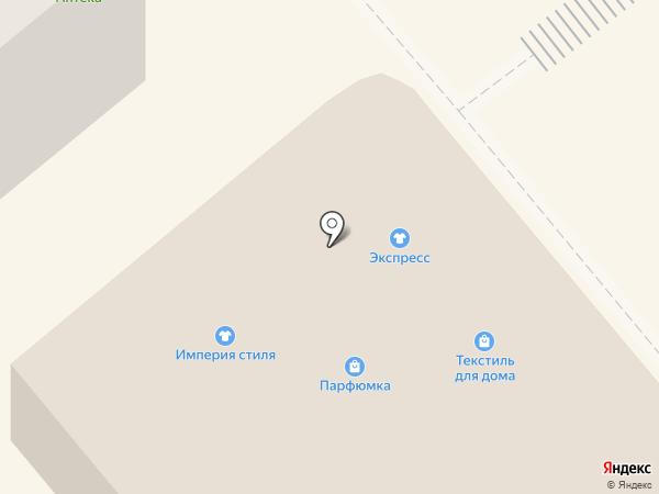 VapeShop SOK на карте Щёкино