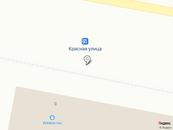 Парнас на карте Климовска