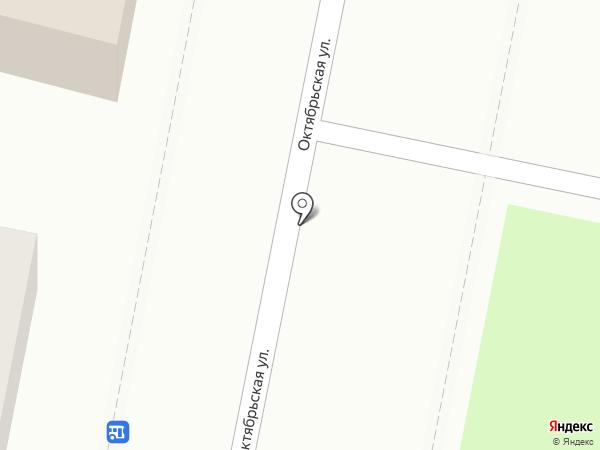 Роспечать на карте Первомайского