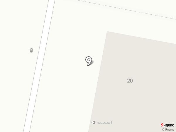 Щекинская компания технического обслуживания на карте Первомайского