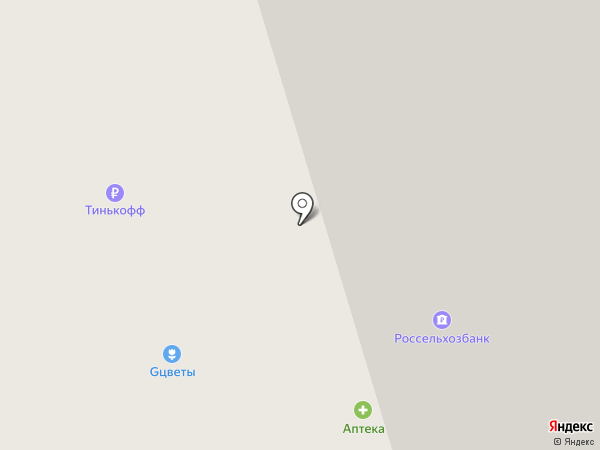 Первая Химчистка на карте Долгопрудного