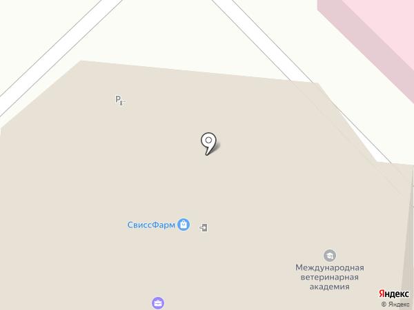 Джи Ай Си на карте Москвы