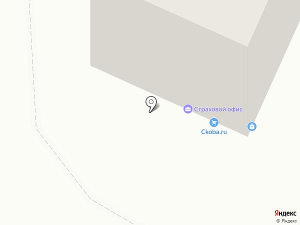 Срм Комплекс на карте Москвы