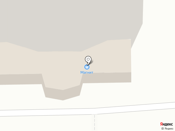 Магнит на карте Долгопрудного