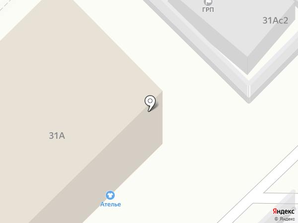 Tebeidet на карте Москвы