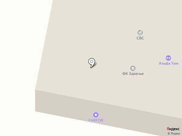 Дэнисс на карте Подольска