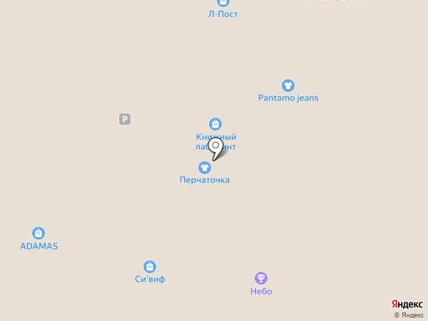 Liza Muromskaya на карте Москвы