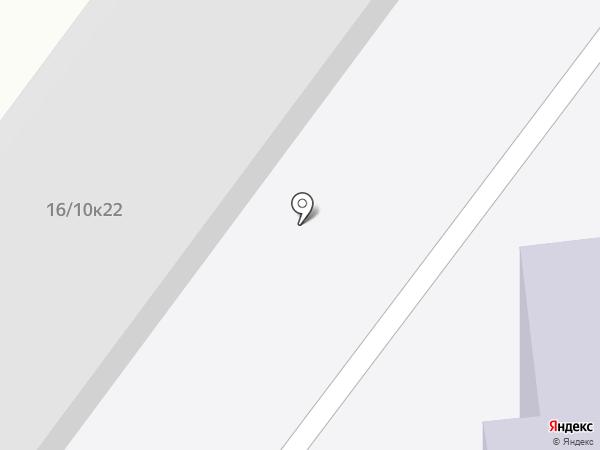 ЛабИнструментс на карте Москвы