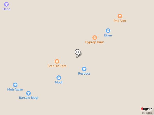 Калимера! на карте Москвы