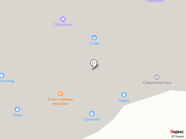 Акконд на карте Долгопрудного