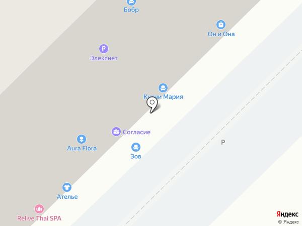 Арт-Классик на карте Москвы