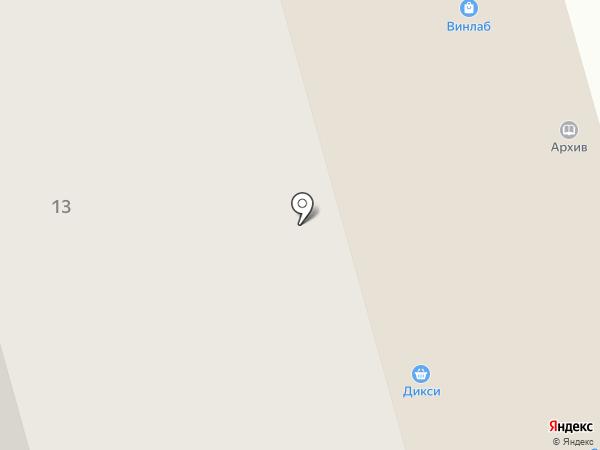 TourPay на карте Долгопрудного