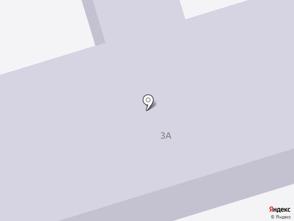 Детский сад №24, Берёзка на карте Долгопрудного