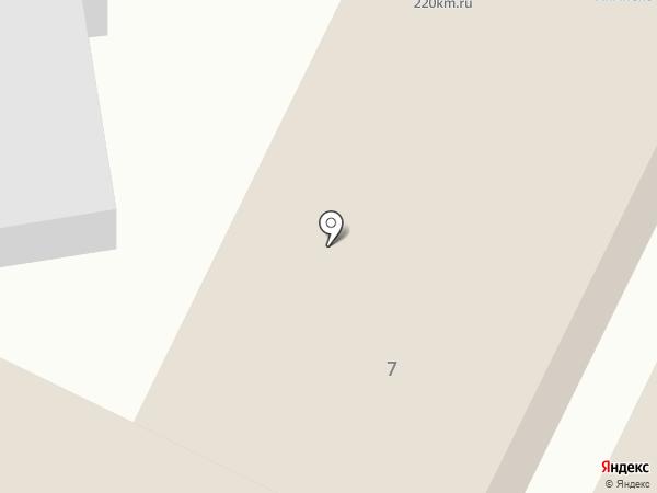Eclips на карте Москвы