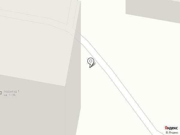 Лель на карте Подольска