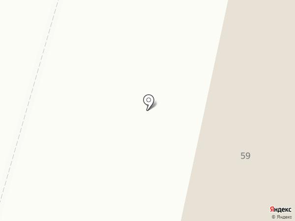 Отдел вневедомственной охраны на карте Щёкино