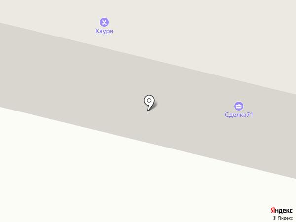 Волшебный сундучок на карте Щёкино
