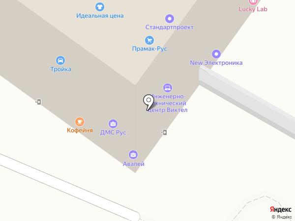 Бракоразводный центр на карте Москвы