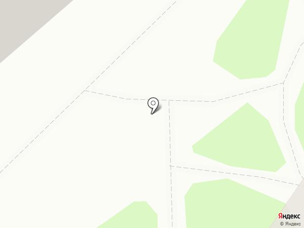 Фламинго на карте Москвы