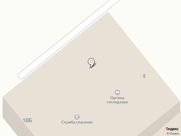 Отдел надзорной деятельности и профилактической работы по Щекинскому Тепло-Огаревскому Плавскому и Чернскому районам на карте Щёкино